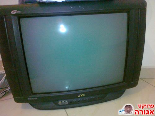 טלויזיה 21 JVC כולל שלט