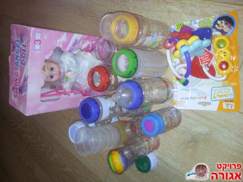 בקבוקי תינוקות