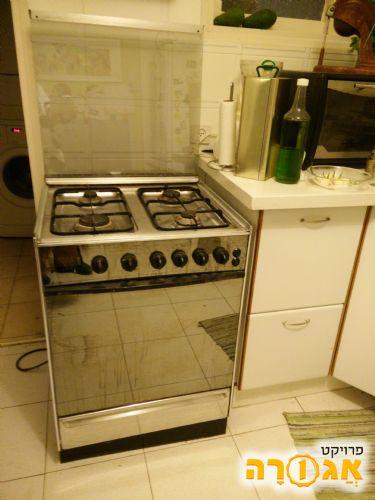 גז משולב תנור