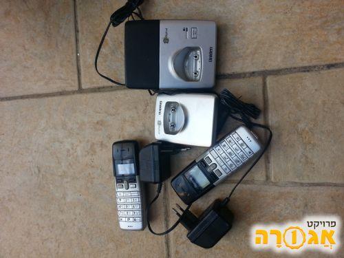 טלפונים אלחוטיים