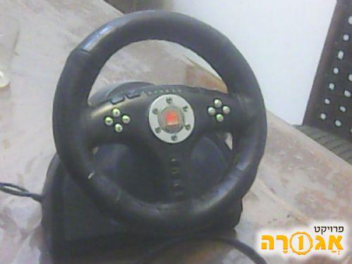 גלגל הגה PS2