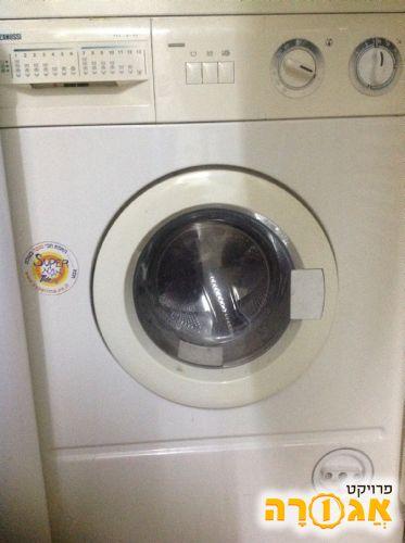 מכונת כביסה zanussi