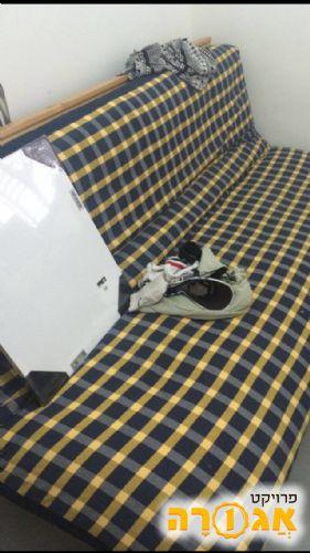 ספת פוטון נפתחת למיטה זוגית
