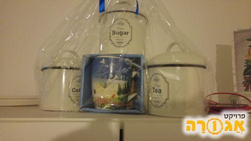 קפה תה סוכר