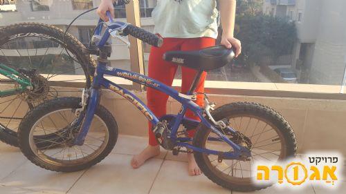 זוג אופני ילדים