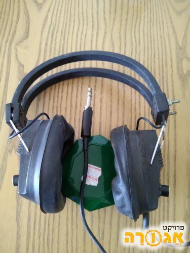 אוזניות סטריאו