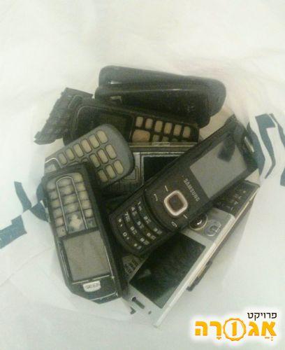 טלפונים סלולריים ישנים