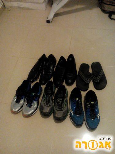 בגדים ו נעלי ספורט