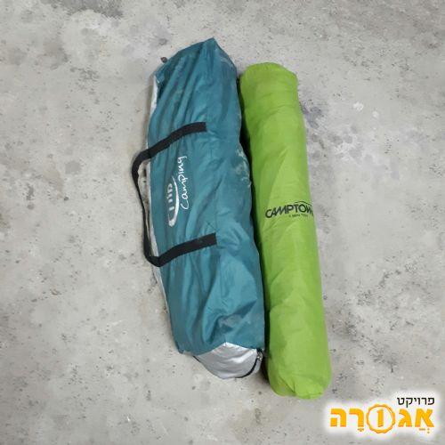 2 אוהלים