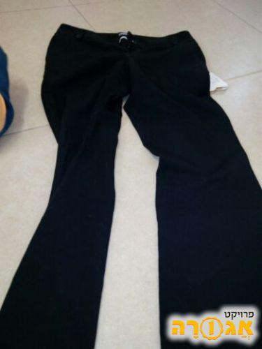 מכנס נשים שחור