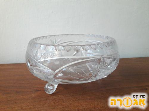 קערת זכוכית