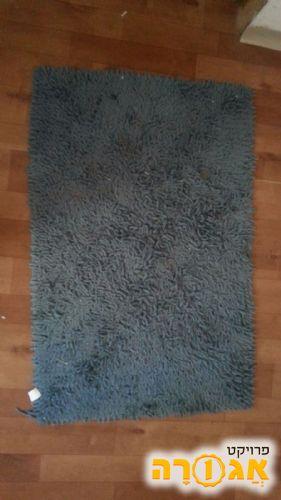 שטיח אמבטיה כחול