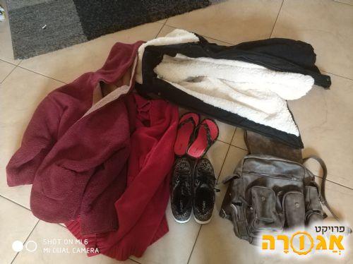 פרטי לבוש ונעליים