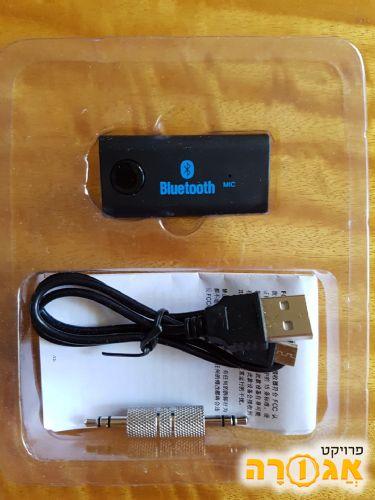 מתאם Bluetooth להעברת מוסיקה לרכב