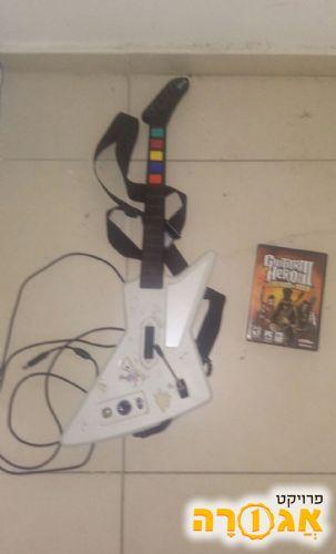 משחק Guitar Hero