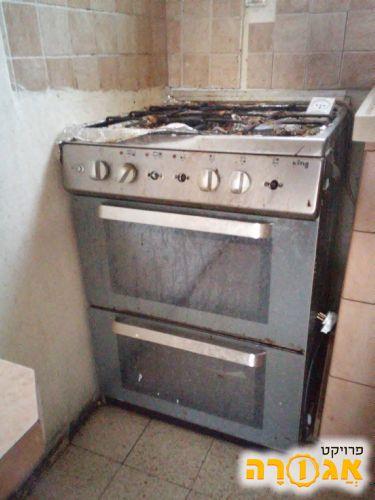 תנור וכיריים