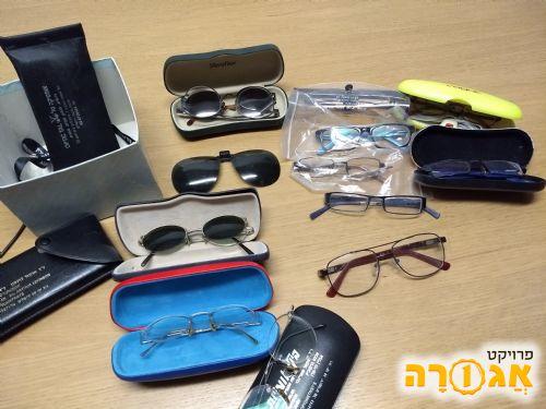 משקפיים (מספרים שונים)