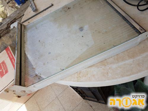 מדף זכוכית למקרר אמקור/תדיראן