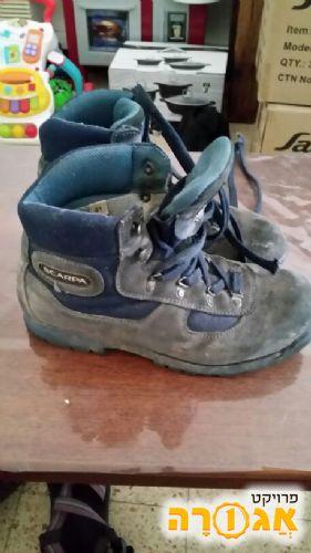 נעלי טיולים scarpa