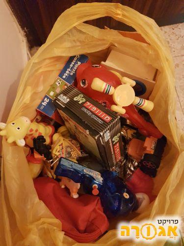 שק צעצועים