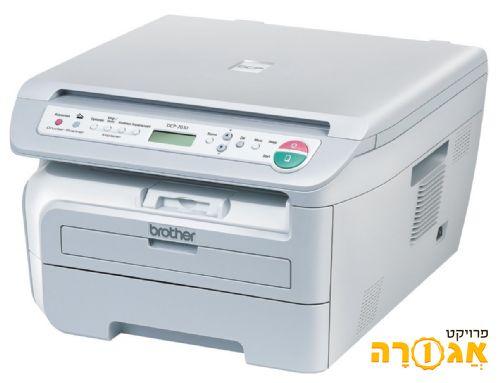 מדפסת עם סורק Brother DCP-7030