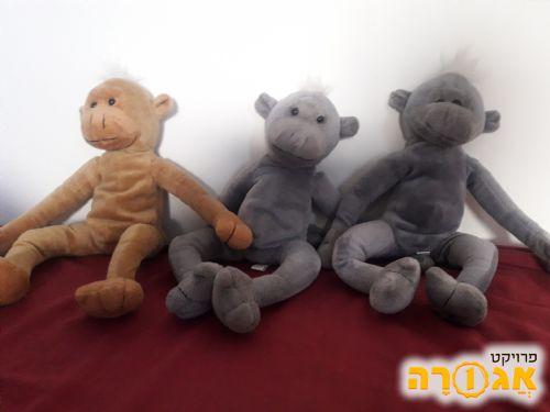 בובות קופים