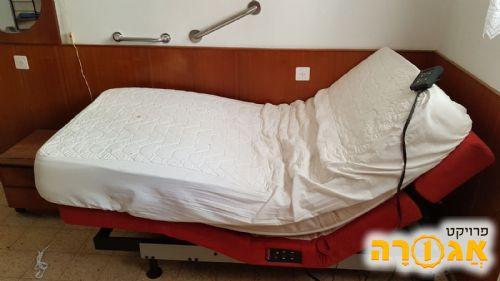 מיטת יחיד מתכווננת חשמלית