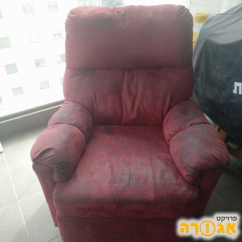 """כורסא של ד""""ר גב"""