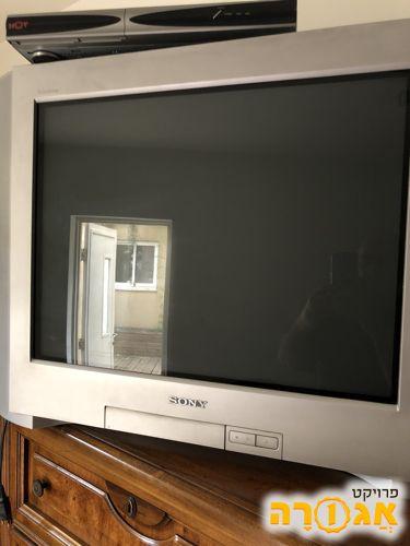 טלוויזיה Sony (לא שטוחה)