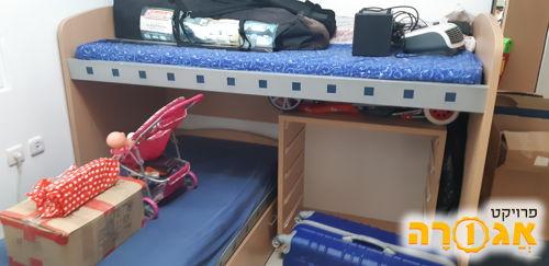 מיטת מעבר קומות