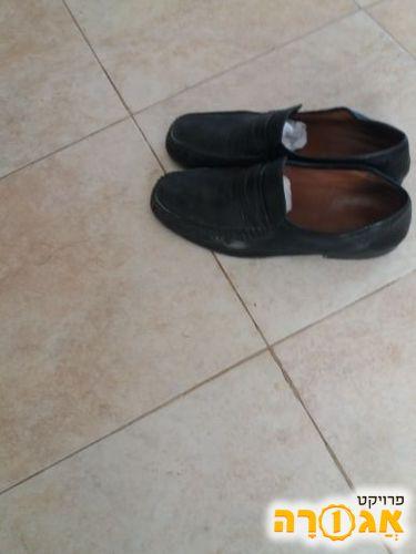 נעלי גבר מידה 13.5