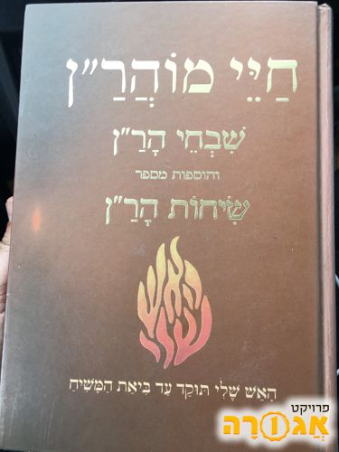 ספר חיי מוהרן