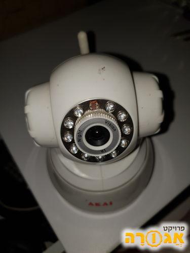 מצלמה ip של akai ללא שנאי