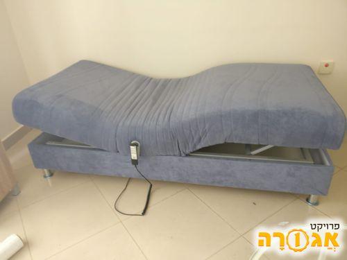 מיטת הולנדיה חשמלית ליחיד