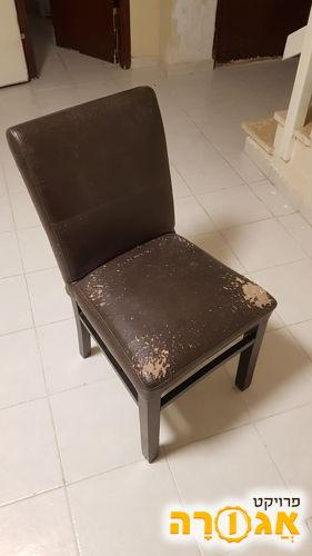 6 כסאות לפינת אוכל