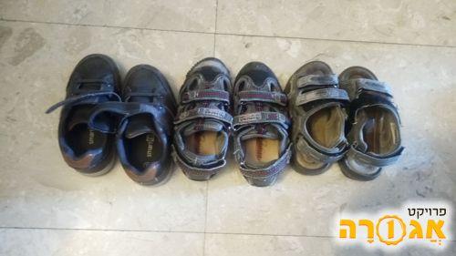 נעלי בנים מידה 24-25