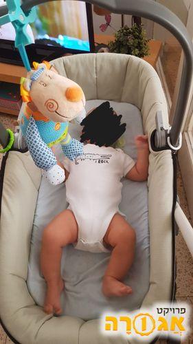 טיולון ועגלת תינוק פג פרגו