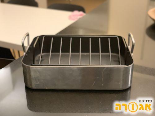 תבנית צלייה עמוקה לתנור מטפלון