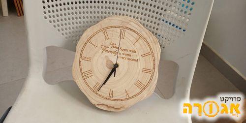 שעון עץ לבית