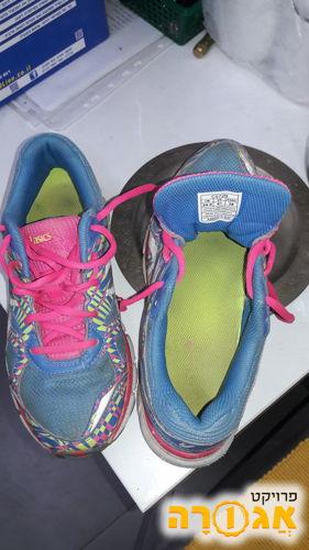 נעלי ספורט לילדות/נשים , מידה 38