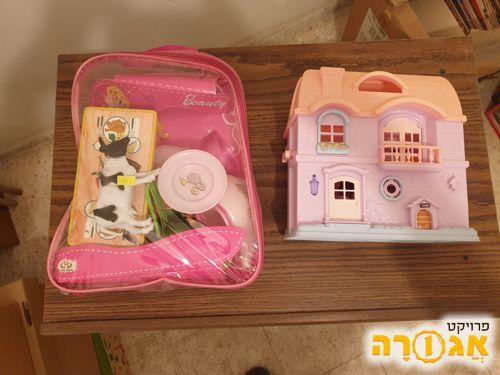 צעצועים לתינוקת