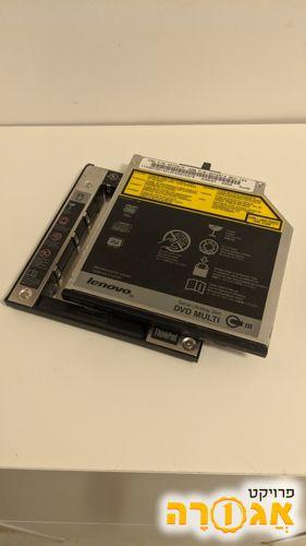 כונן dvd ומתאם דיסק קשיח לנובו