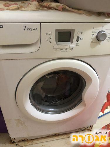 מכונת כביסה משומשת