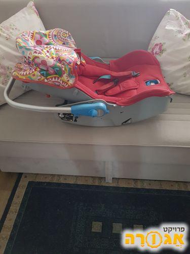 עגלה מוצי לתינוק