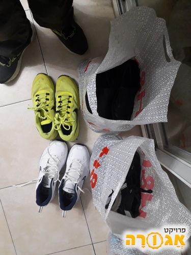 נעליים לגבר מידה 46 47