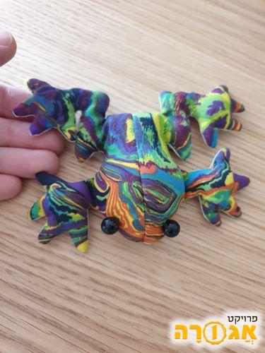 בובה בצורת צפרדע