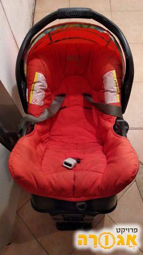 כסא לרכב/ סלקל GRECO