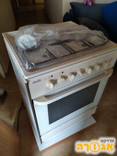 תנור משולב כיריים, מקצר כשמכבים אותו