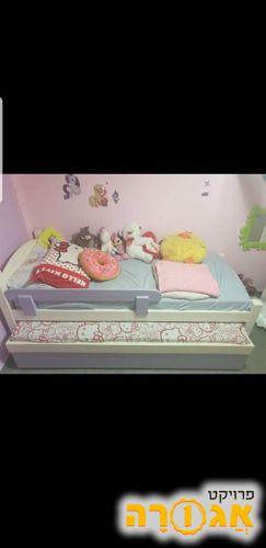 מיטת יחיד / ילדים
