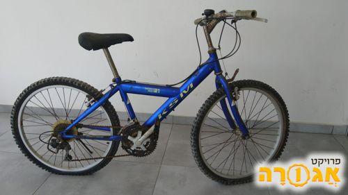 אופניים עם מהלכים